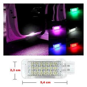 LED Module Door Lighting Einstiegsbeleuchtung- Audi A4 8E2 B6 8EC B7 8K2 B8 8E5