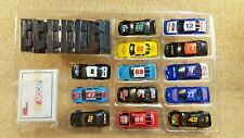 1991 Racing Champions JC Penny 1:64 NASCAR 11 Car Set with Stands & Cards