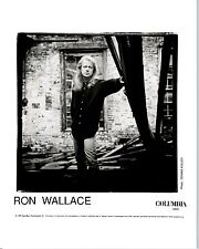 RARE Original Press Photo of Ron Wallace a Country Singer Songwriter