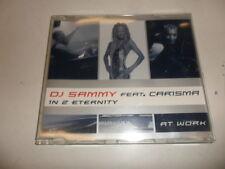 CD    DJ Sammy Feat. Carisma – In 2 Eternity