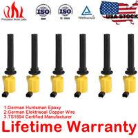 Spark Plug Wire Set For 99-04 Nissan Xterra Frontier 3.3L V6 Naturally FR36J6