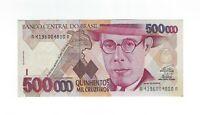 500000 Cruzeiros Brasilien 1993 C232 / P.236b UNC