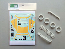 1/24 Honda Civic EG9 SPOON SPORT Macau '95 Decal & Transkit for Hasegawa  JDM