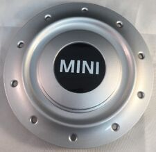 "NEW 2002-2009 MINI COOPER 16"" 5-spoke Wheel Hub Center Cap OEM 1512572"
