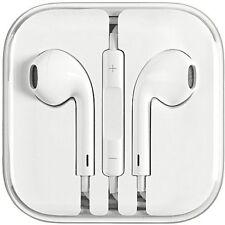 Genuine Apple iPhone Earphones White 5S 5C 6 6S Handsfree Mic MD827