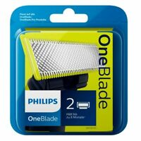 ORIGINAL PHILIPS ONE BLADE QP220/50 Rep.Blades for OneBlade, OneBlade Pro, 2 pcs