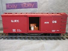 USA Train G Scale U. RY. Boxcar #205