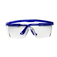 Quality Dental Protective Eye Goggles Safety Glasses Blue Frame On Sale