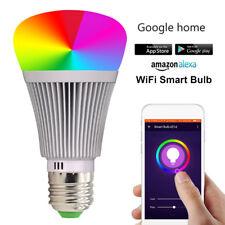 Smartphone APP Remote Control V3 WIFI LED Voice Ball Bulb For Alexa Google Home