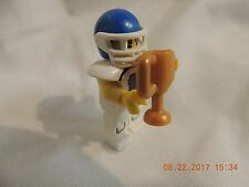 Lego Series 8 Football Player w/trophy