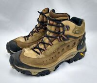 Merrell Pulse II 83335 Waterproof Mens Gore Tex Lace-Up Hiking Boots Size 8 US