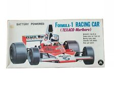 New listing ALPS FORMULA 1 RACING CAR BOXED JAPAN WORKS! TEXACO MARLBORO 6002 (2) AVAILABLE