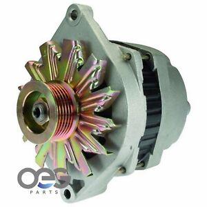 New Alternator For Chevrolet Caprice V8 5.7L 89-93 10463213 10463027 1101183
