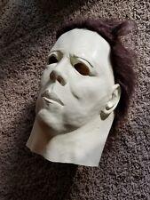 Michael Myers Latex Halloween Mask (Halloween 1 Movie, 1978)
