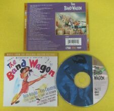 CD SOUNDTRACK THE BAND WAGON Fred Astaire 1996 UK EUROPE 7243 8 53608 2 4(OST7)