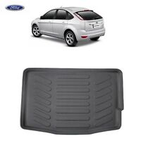 Ford Focus Rubber Boot Mat Liner Tailored Fitted Floor Protector 05-2011 5 DOOR