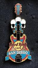 Hard Rock Cafe San Diego - Gas Lamp Guitar Pin