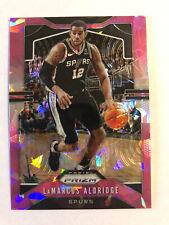 LeMarcus Aldridge 2019-20 Prizm Pink Cracked Ice Prizm #133 San Antonio Spurs