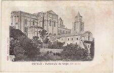 CEFALU' - CATTEDRALE DA TERGO (PALERMO) 1909