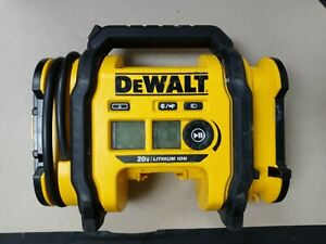 DeWalt DCC020i Cordless/Corded Air Inflator Tool Only