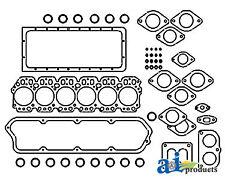 John Deere Parts GASKET SET UPPER RE37417  992E (Eng SN 49060>), 992D (Eng SN 49