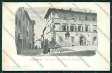Arezzo Foiano della Chiana cartolina QQ3396