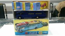 CORGI TOYS.     ECURIE ECOSSE AND RACE CAR GIFT SET No16