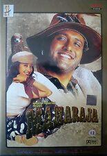 MAHARAJA - ORIGINAL 21ST CENTURY BOLLYWOOD DVD - Govinda, Manisha Koirala