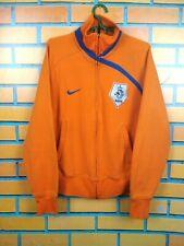 Holland Netherlands Women Jacket Size S Full Zip Nike Football Soccer