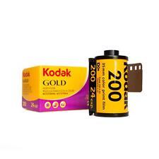 Kodak Gold 200 135 24 Farbfilm Analogfilm Kleinbildfilm