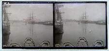 à identifier Portugal ou Espage ? Plaque de verre stéréo négative 1910 6x13cm