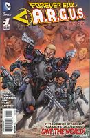 FOREVER EVIL: A.R.G.U.S. #1 - BRETT BOOTH COVER NEW DC 52 - 2013