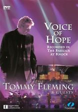 Tommy Fleming & Guests - Voice Of Hope (DVD, 2009)