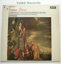 SXL 6534 - ROSSINI - Sabat Mater KERTESZ London SO & Chorus - Ex Con LP Record
