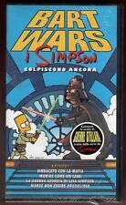 Bart Wars. I Simpson colpiscono ancora VHS sigillata