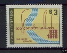 Austria 1978 SG # 1814 Villach 1100th ANNIV MNH