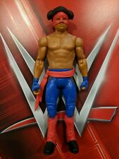 WWE Diego Los Matadores Figure Mattel Basic Battle Pack 29 WWF ECW TNA AEW Hat