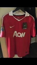 Manchester United 2011 GIGGS Home Kit Jersey BNWT