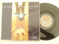 LINDA RONSTADT LP LIVING IN THE USA Australian issue elektra 6e 155 gatefold