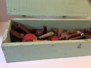 Vintage Woodworking Tools Lot