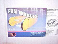 Exercise Two Wheels Fun Toy - - Travel- Ride - New