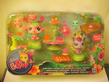 littlest pet shop-#2676-2679#-RARE GARDEN FAIRIES&Accessoires!!-NEW in Packagel!