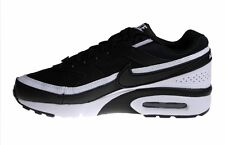 NIKE AIR MAX BW GS Baskets-Noir/Blanc - 820344 001-EU 37.5 - UK 4.5