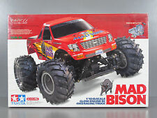 New Sealed Rare Tamiya 1/10 RC 4WD Mad Bison Glow Engine TGM-01 # 44025