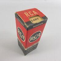NOS NIB RCA 14R7 Vacuum Tube