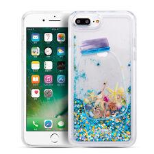 Dynamic Liquid Glitter Quicksand Hard Phone Case Cover For Apple iPhone 7 Plus