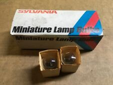 New Sylvania Light Bulb Lamp 1195 - 2 Bulbs