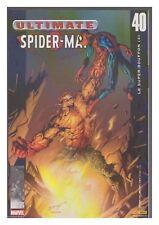 comics ultimate spider-man magazine N° 40  2005 TBE marvel france