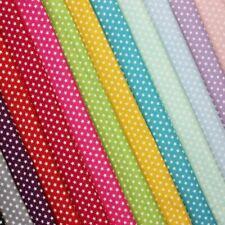 100% Cotton Poplin Fabric Ditsy Mini Stars Micro Star 150cm Wide