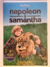 Napoleon & Samantha (DVD, 2004) Walt Disney Classic, Jodie Foster, J. Whitaker